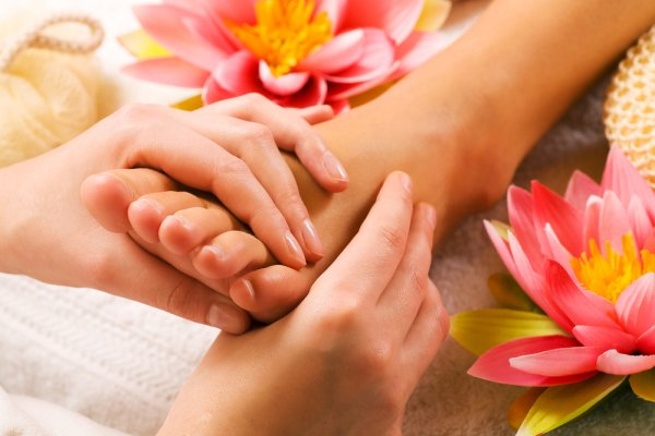 Health Benefits of Foot Massage