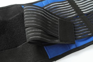 Neoprene back brace