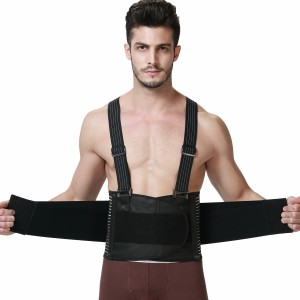 NEOtech Care Back brace with suspenders Y001 3