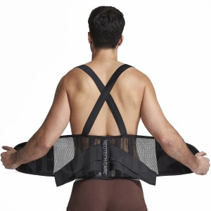 NEOtech Care breathable Back Brace with suspenders U086  2w